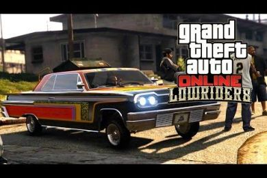 Grand Theft Auto Online: Lowriders (Video Game Trailer)