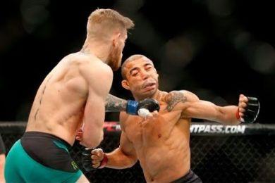 Conor McGregor Knocks Out Jose Aldo In 13 Seconds