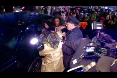 Joey Bada$$ Fights A Camera Man