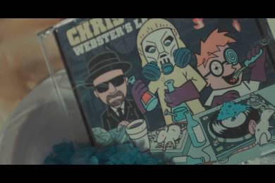 "Chris Webby Drops Visuals For ""Webster's Laboratory II"""