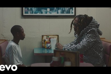 """Future Faces His Childhood Self for Introspective """"Use Me"""" Video"""