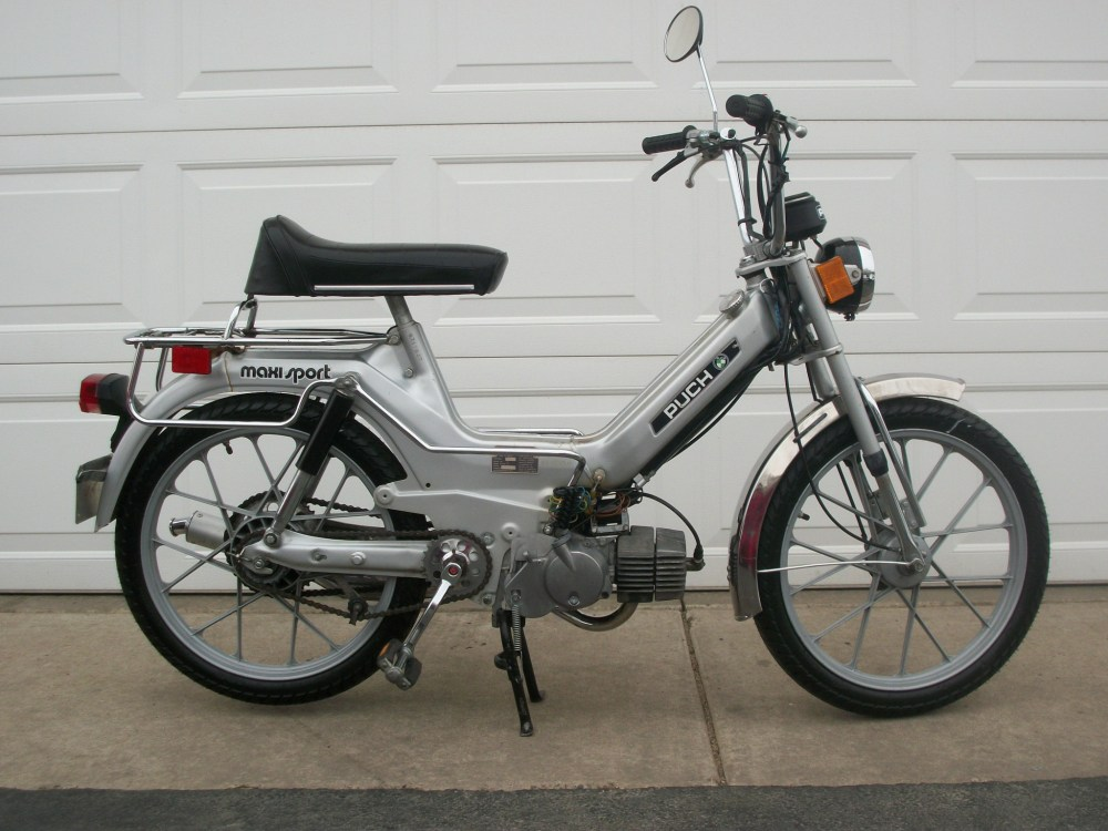 medium resolution of used or reconditioned 1977 puch maxi sport sold sunday morning041
