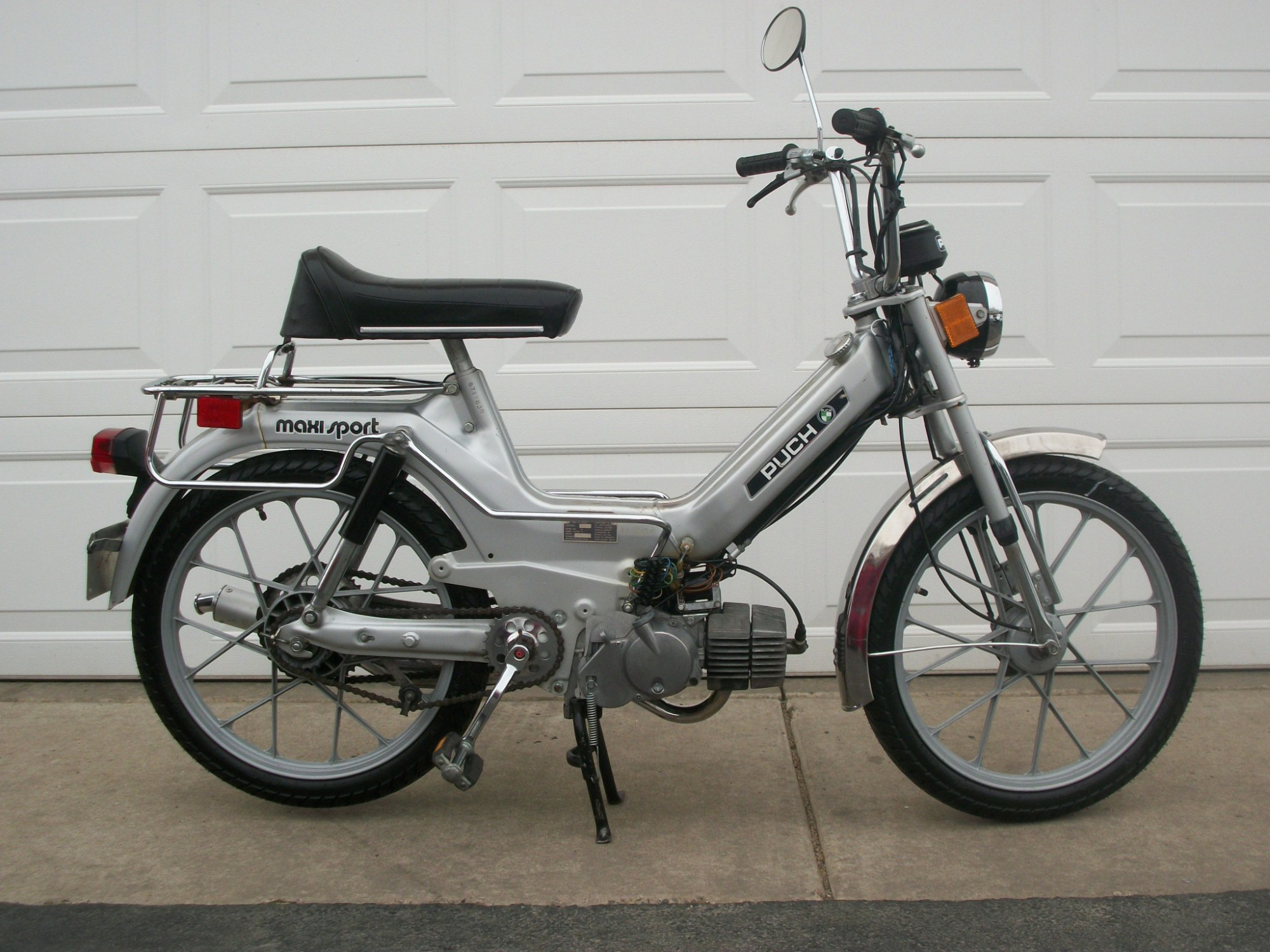 hight resolution of used or reconditioned 1977 puch maxi sport sold sunday morning041