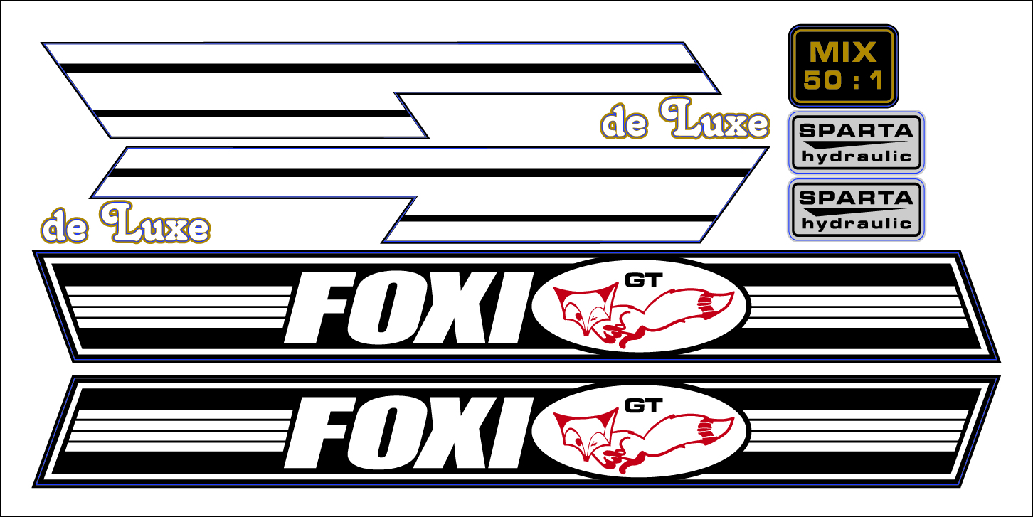 hight resolution of foxi 1977 sparta foxi gt