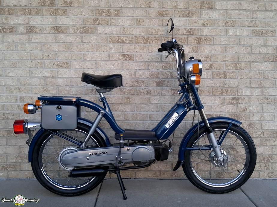 bike wiring diagram 1967 vw diagrams *reconditioned* 1980 vespa bravo (sold) | sunday morning motors