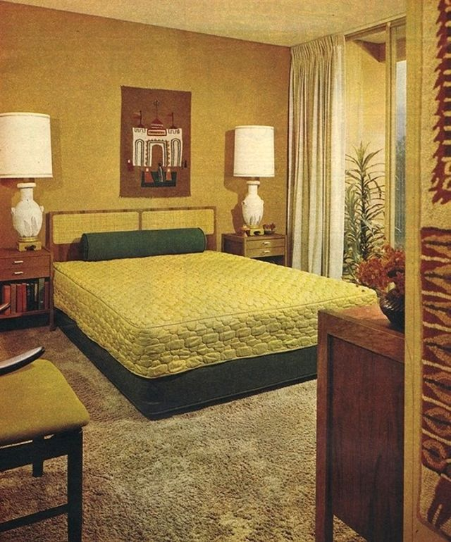 25 Cool Pics That Defined The 70s Bedroom Styles Vintage News Daily