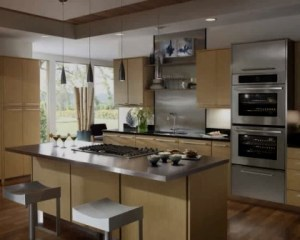 Reformas de cocinas a medida con isla