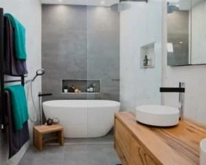 Reformas de cuartos de baño con bañera redonda