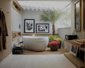 Decoración de baños con bañera