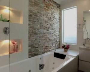 Decoración de cuartos de baño bañera