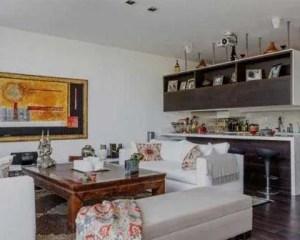 Diseño de interiores cocina y salón