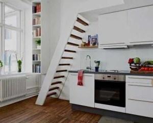 Diseño de interiores de piso
