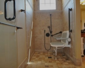 Reforma de baño movilidad reducida