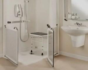 Reformas de baño movilidad reducida ducha