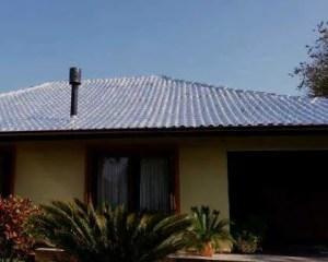 Impermeabilización asfáltica en tejado