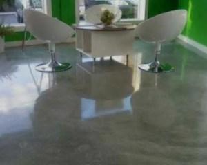 Cemento alisado y microcemento