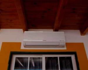 Climatización aire acondicionado