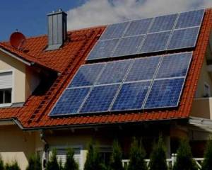 Panel solar para reforma
