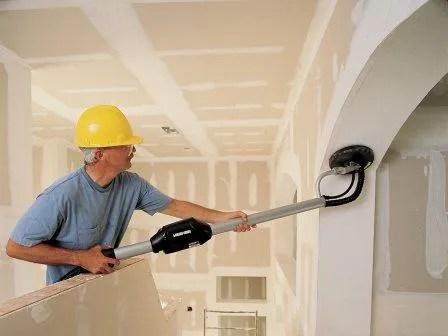 Remodela es com aplica o em pladur homem trabalhando vintage obras - Casas de pladur ...