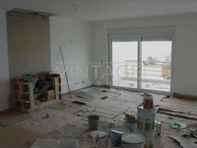 Remodelação de interior de casa