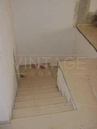 Remodelação de interior escadas