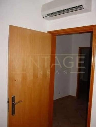 Remodelação de interior porta