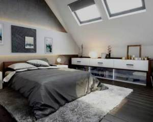 Projetos de decoração de quartos