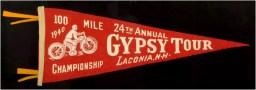 Gypsy Tour 1940 Pennant