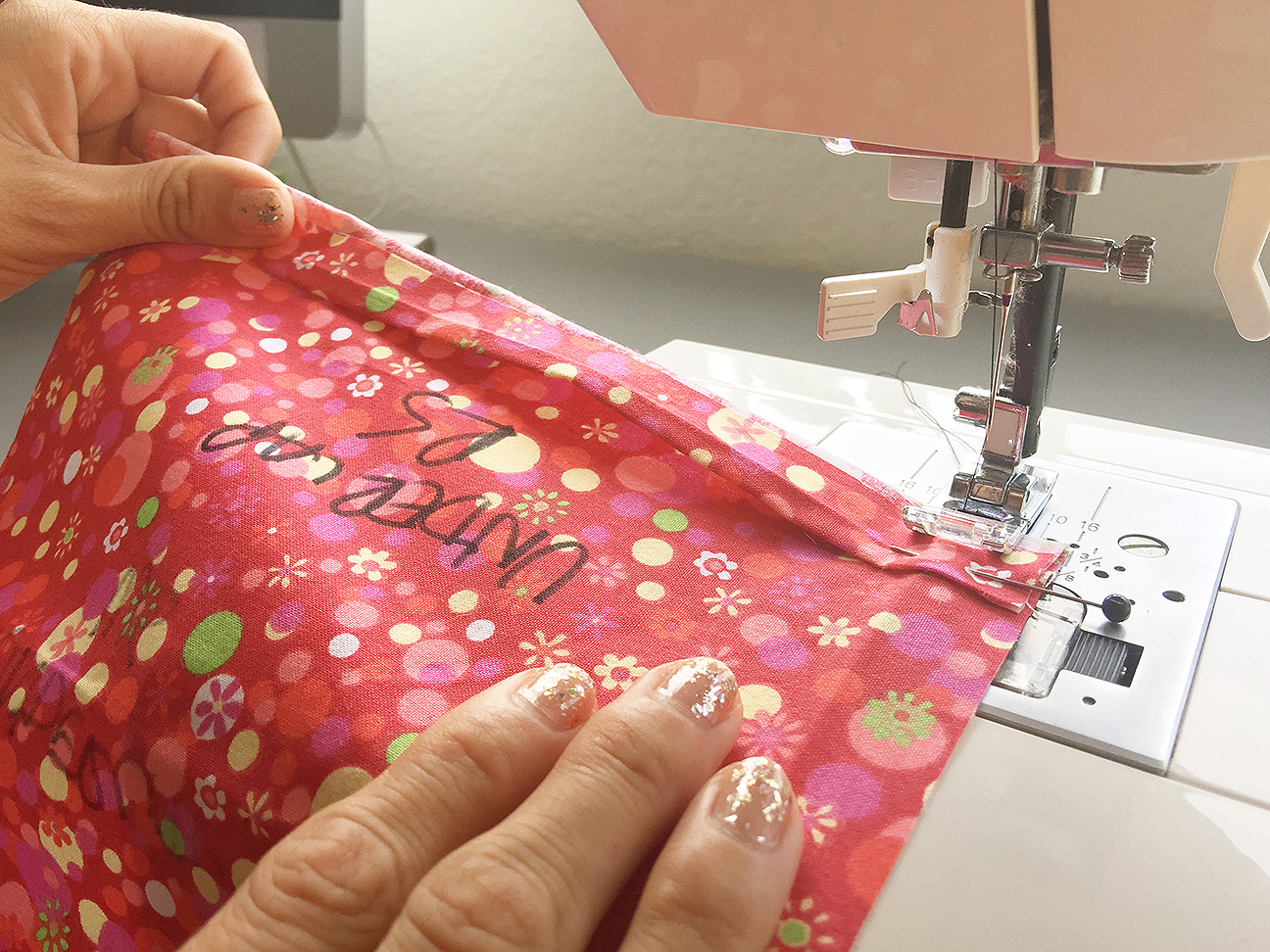 How to Sew a Kickpleat, Sewing Hem| @vintageontap