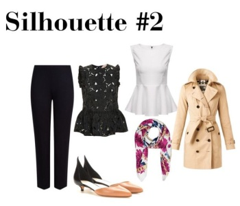 Wardrobe Architect Silhouette 2 | @vintageontap