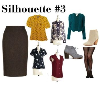 Wardrobe Architect Silhouette 3 | @vintageontap