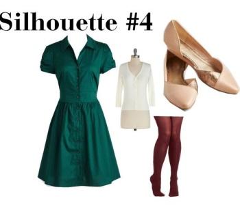 Wardrobe Architect Silhouette 4 | @vintageontap