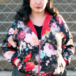 The Rigel bomber jacket | @VintageonTap