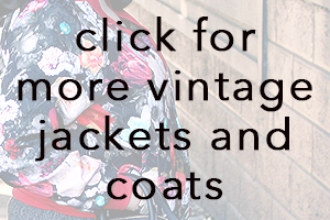 Vintage Jackets and Coats Project Category | Vintage on Tap