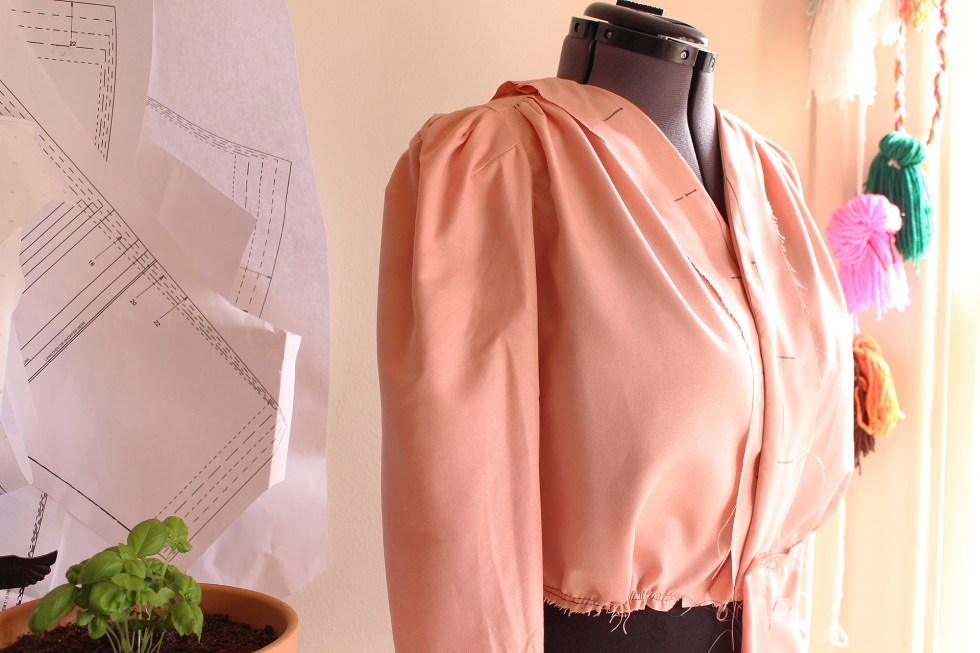 Vintage Butterick B6282 | Vintage on Tap