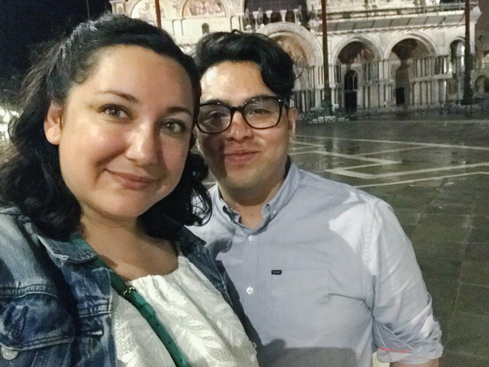 Jose Vivanco and Bianca Santori, engagement announcement   Vintage on Tap