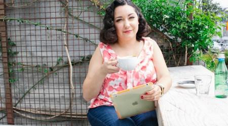 Bianca Santori from Vintage on Tap sewing blog | Vintage on Tap