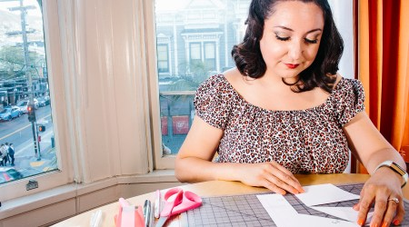Anatomy of an FBA, How it works and how to perform the adjustment | Vintage on Tap, Pinup and Sewing Blog