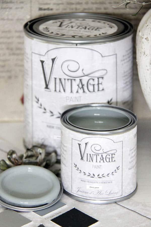 La Vintage chalk Paint che rivoluziona il modo di pitturare