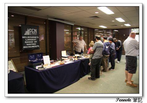 Melbourne Pen Show 2007