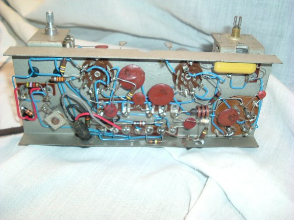 Boy Scout Crystal Radio - Year of Clean Water