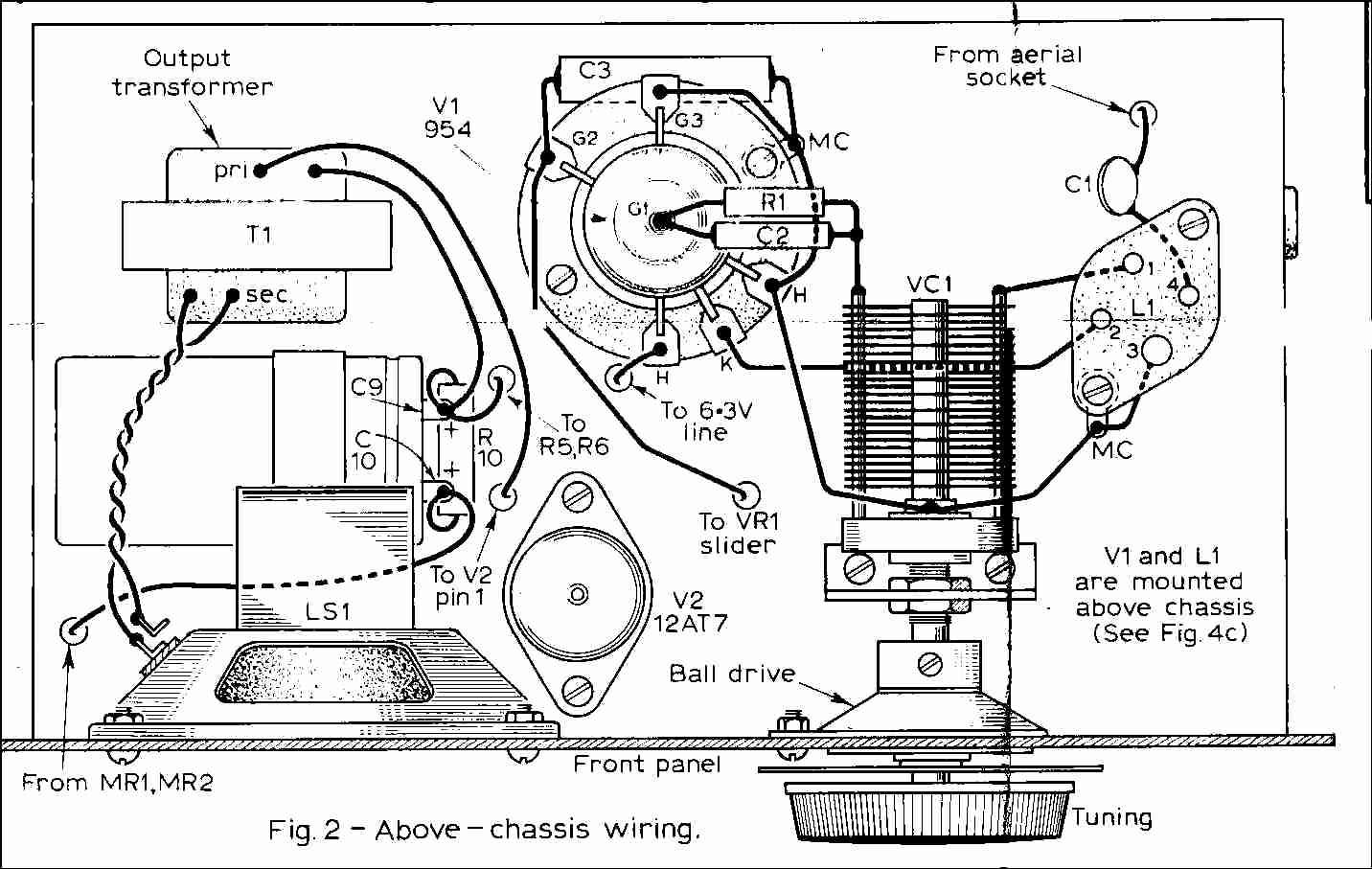 Vintage Radio And Electronics Acorn Vhf Valves Short