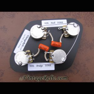 50 s style les paul wiring diagram 2007 gmc sierra lp: orange drop .022uf/.022uf (short shaft) | vintage relicguitar relic'ing aging, aged guitar ...