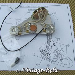 2 Way Switch Diagram Wiring 2000 Ford Focus Thermostat Strat: Eric Johnson .1uf Disc | Vintage Relicguitar Relic'ing Aging, Aged Guitar Parts, Custom ...