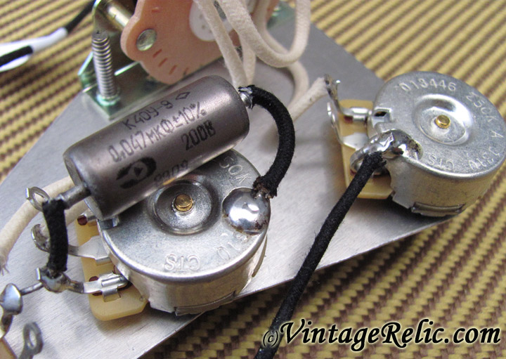 Wiring Guitar Volume Pot Furthermore Volume Pot Capacitors On Guitar
