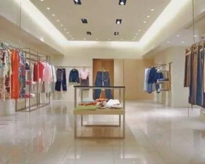 Remodelações comerciais lojas