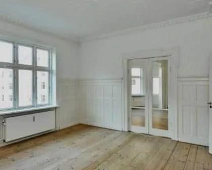 Remodelações de apartamentos com instalação de aquecimento central.