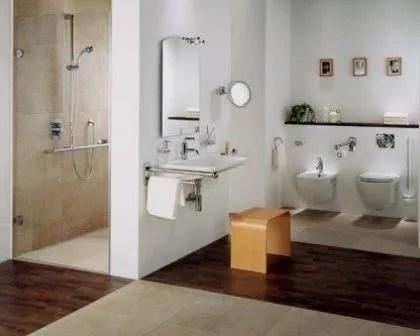Remodelações de casas de banho modernas.