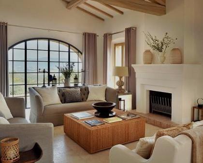 Remodelações de interiores de moradias.