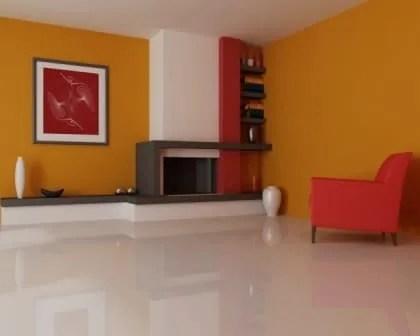 Pintura de interiores salão